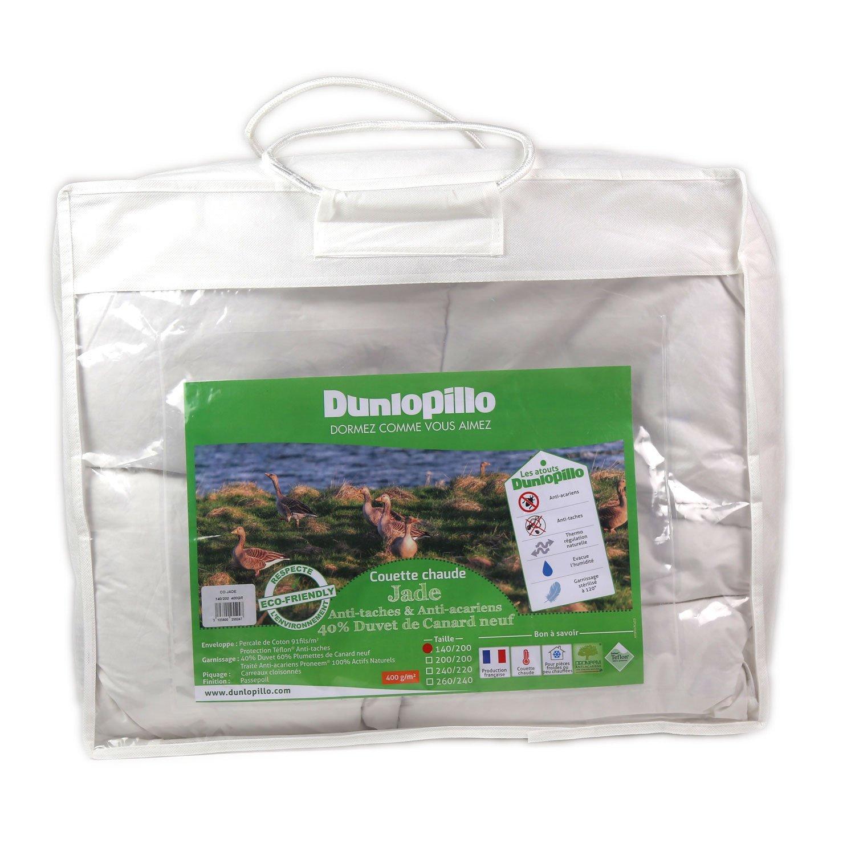 Dunlopillo Jade Steppbett Weiß 240 x 260 cm