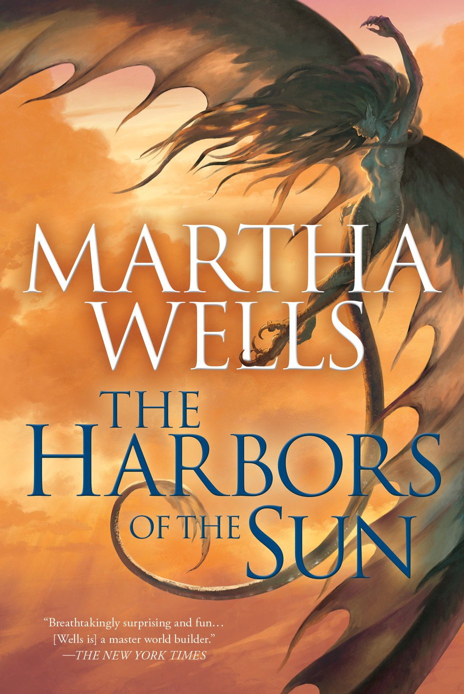 The Harbors of the Sun: Volume Five of the Books of the Raksura pdf epub