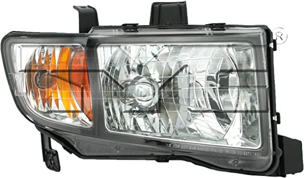 -Black Driver side WITH install kit 1996 Ford F100-F450 PICK UP Post mount spotlight Larson Electronics 1015P9IMMJ4 6 inch 100W Halogen
