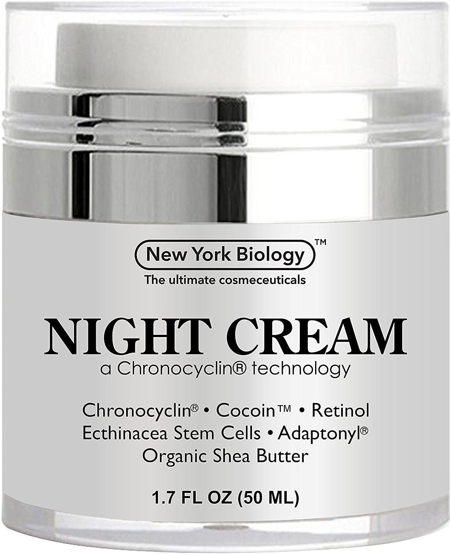 Retinol amounts in moisturizers - Best Anti Aging Night Cream Moisturizer With Retinol Night Time Moisturizing Cream Revitalizes Rejuvenates