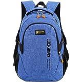 Unisex Rucksack Campus - Cieovo Schulrucksack Rucksack Kinderrucksack Outdoor Freizeit Schultaschen Blau
