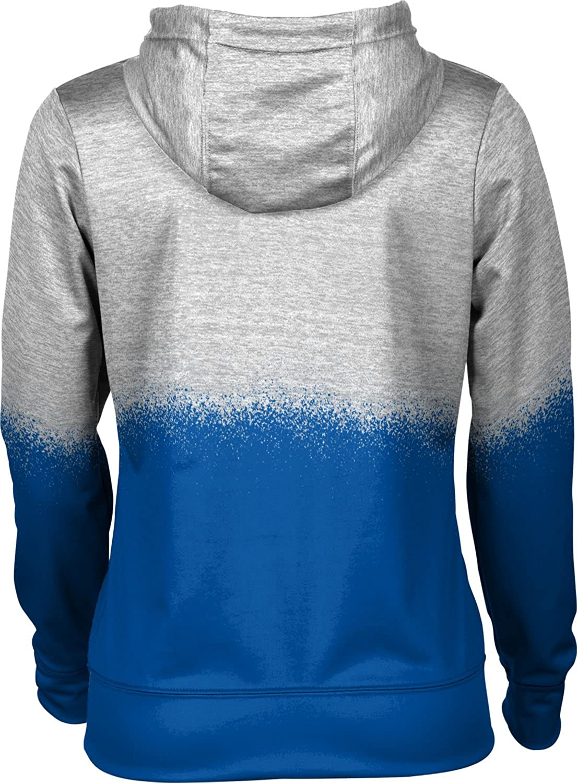 ProSphere Embry-Riddle Aeronautical University Worldwide Girls Pullover Hoodie Spray Over School Spirit Sweatshirt