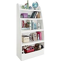 Ameriwood Home Altra Furniture Kids 4-Shelf Bookcase (White)