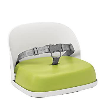 93919d33ca25 Amazon.com : OXO Tot Perch Booster Seat with Straps, Green : Baby