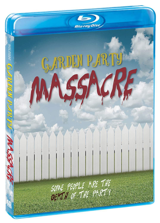 Garden Party Massacre [Blu-ray]