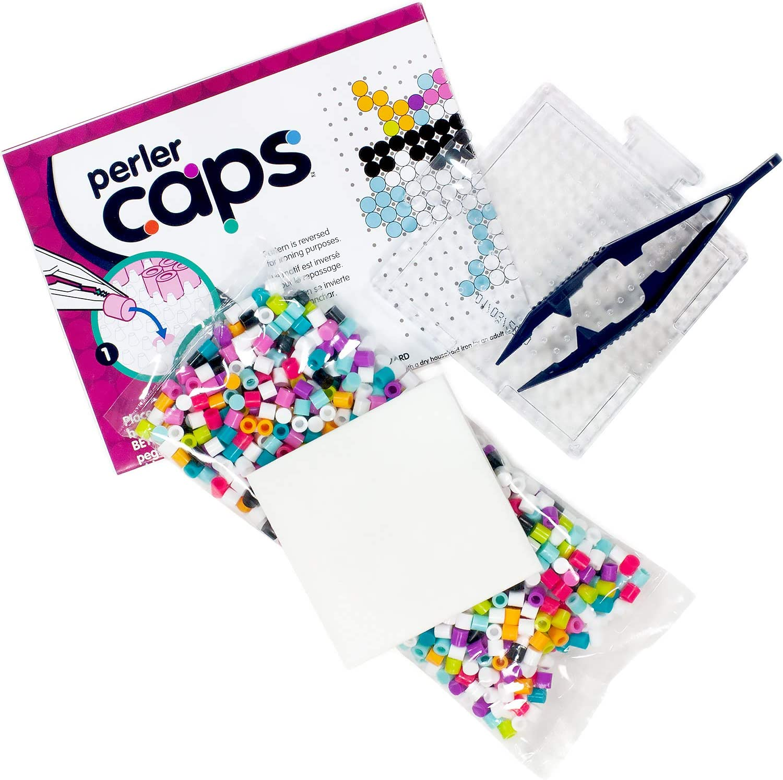 X-Ray Pets Pattern Starter Kit 1006pcs Perler 80-54658 Solid-Top Cap Fuse Beads