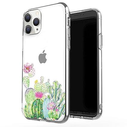 Amazon.com: JAHOLAN - Carcasa de silicona para iPhone 11 Pro ...