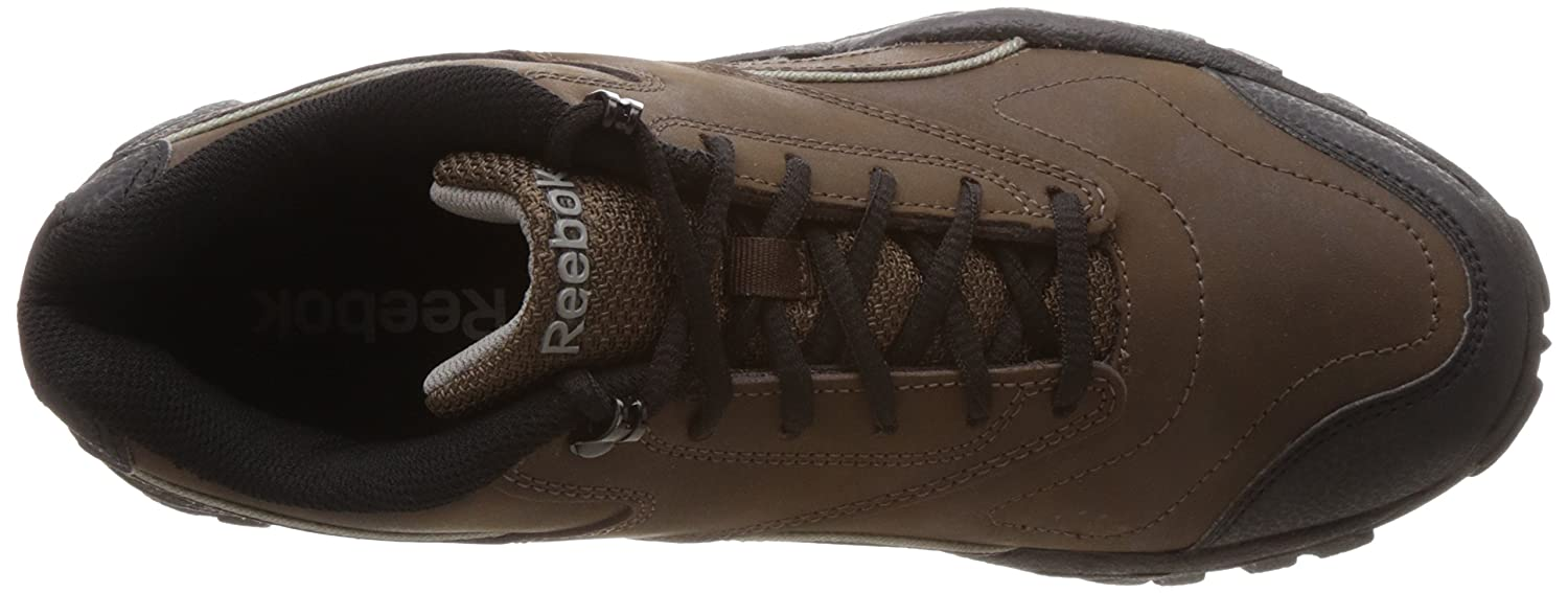9de32ca4b97 Reebok Men s Trail Exhibit Lp Brown and Carbon Multisport Training Shoes -  6 UK  Buy Online at Low Prices in India - Amazon.in