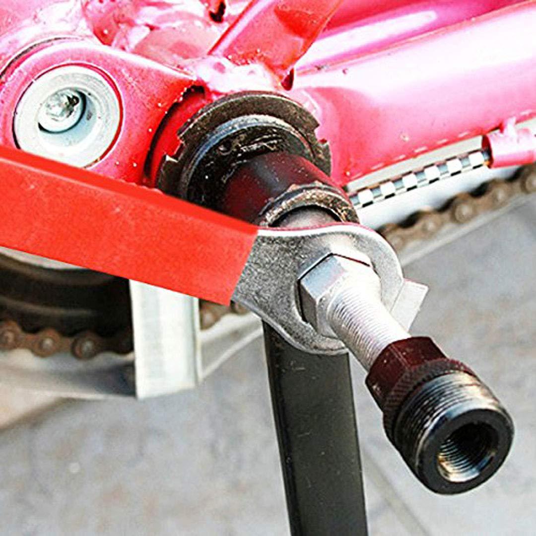 TRIXES Extracteur D/émonteur de Manivelle de V/élo Bicyclette