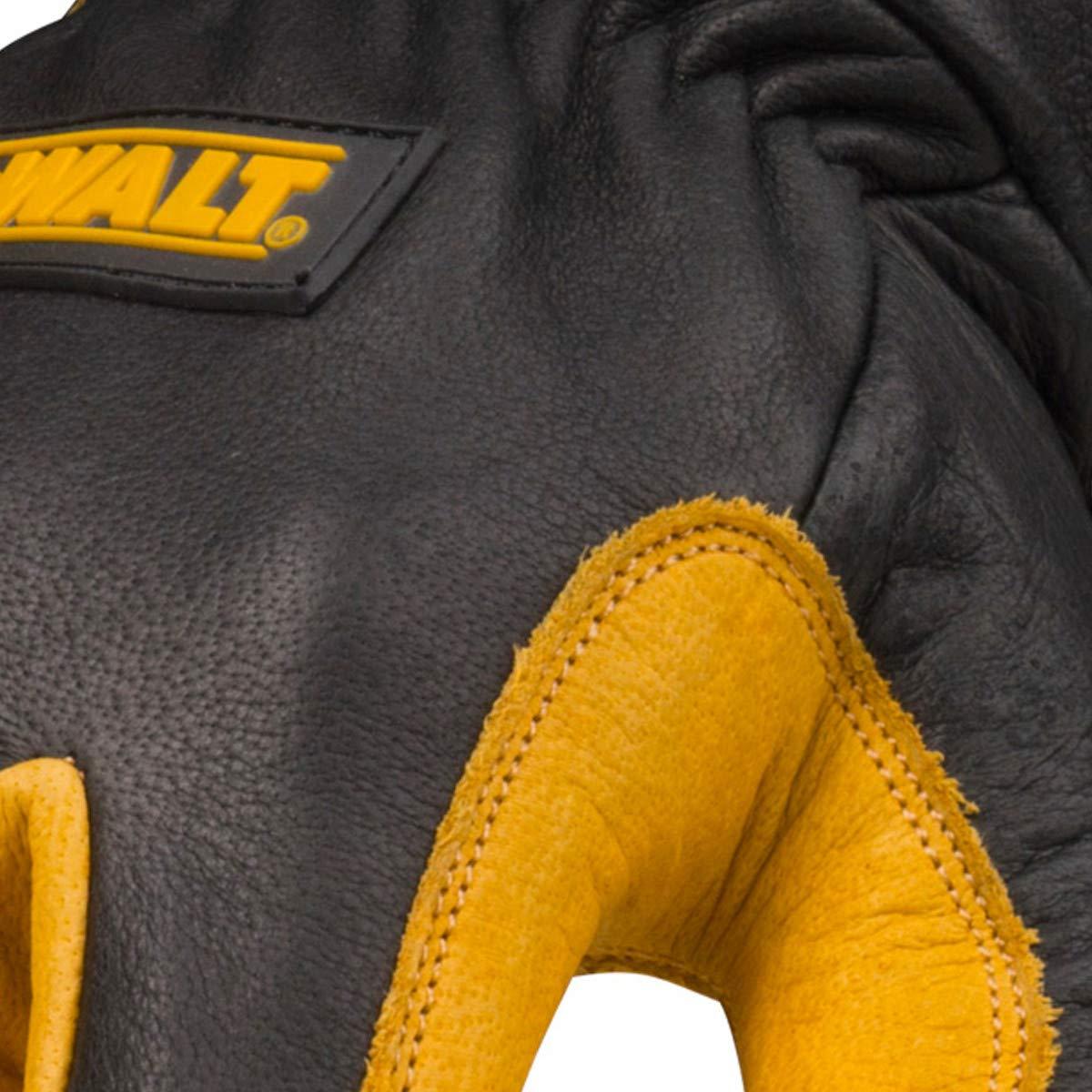DEWALT DXMF04051MD Premium Leather Welding Gloves, Medium by DEWALT (Image #5)