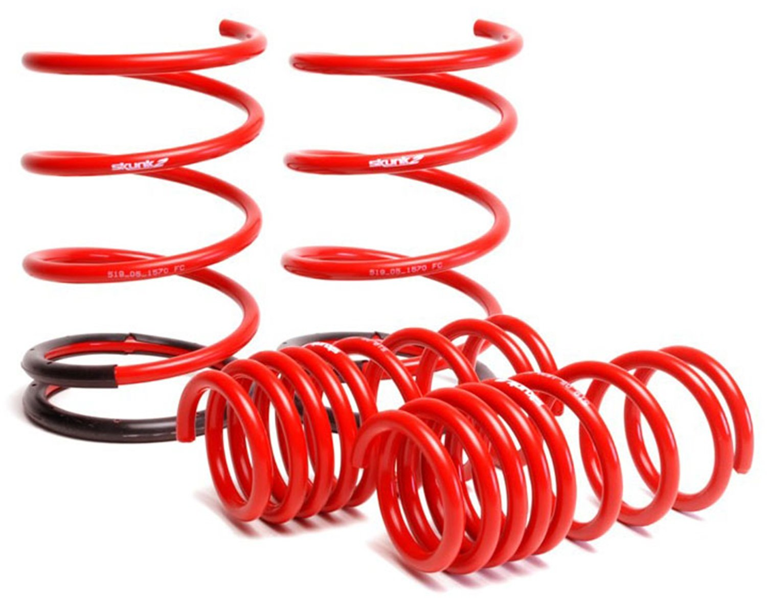 Skunk2 519-05-1570 Lowering Spring for Honda Civic