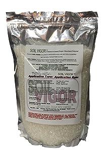 1 Pound Soilmoisture Trap Super Absorbent Hydro Gel Granules Polymer; Soil Vigor (Tm)