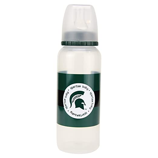 Amazon.com: NCAA Michigan State Spartans Baby Set de regalo ...