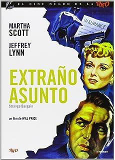 Cine Negro RKO: Extraño Asunto - Edición Especial Con Funda (+ Libreto Exclusivo De