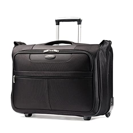 c1df1021e261 Samsonite Luggage L.i.f.t. Carry-On Wheeled Garment Bag