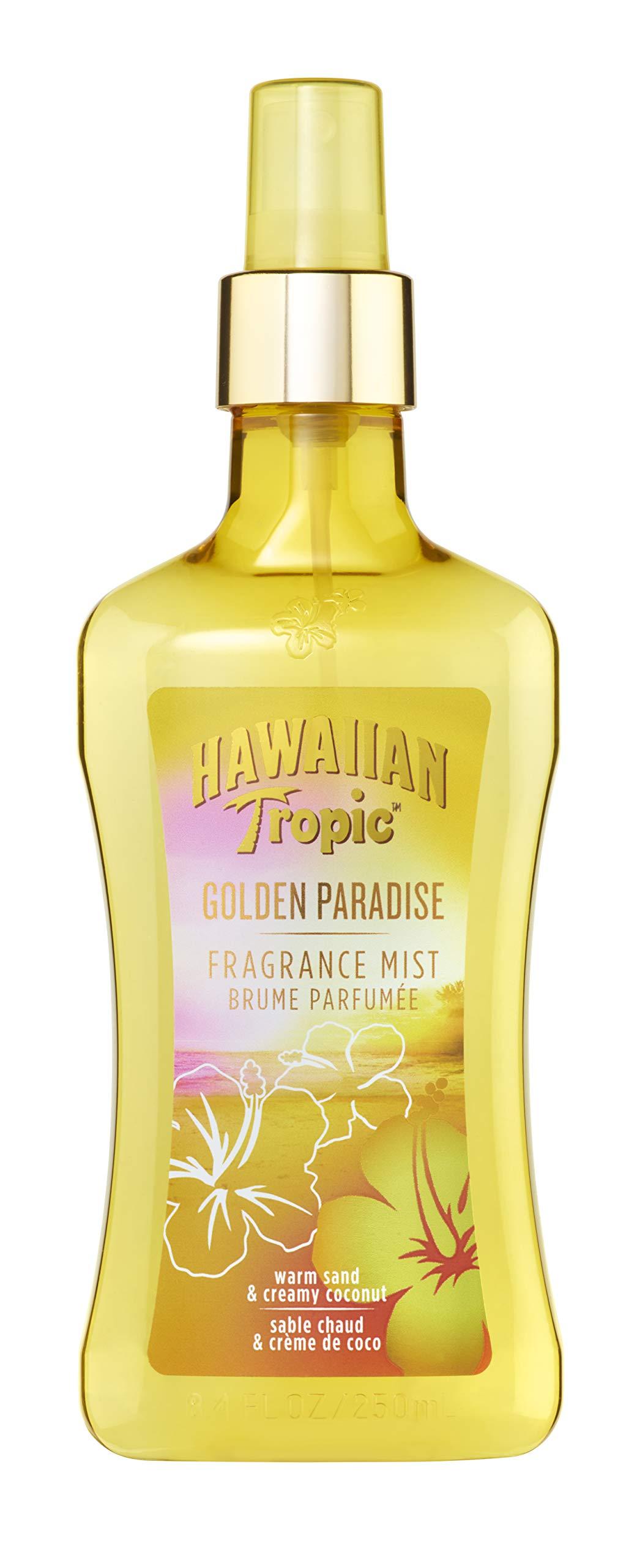 Hawaiian Tropic Golden Paradise Body Mist, 250 ml