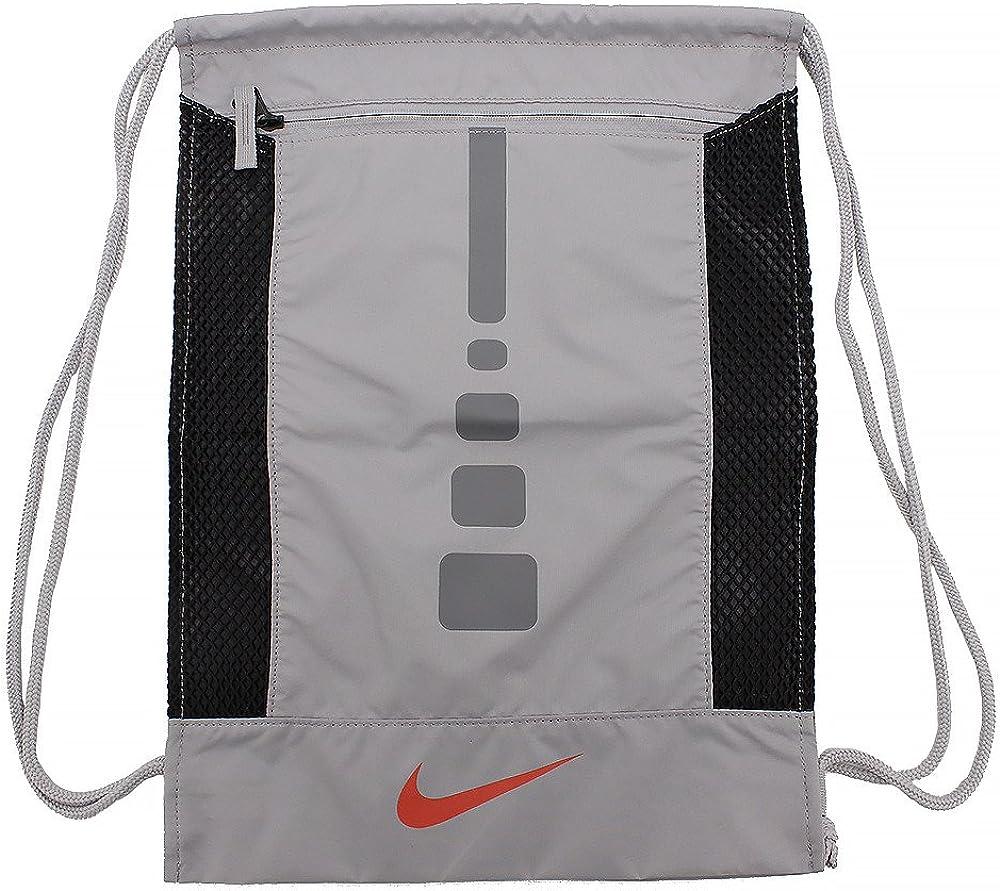 Nike Hoops Elite Gym Sack Grey