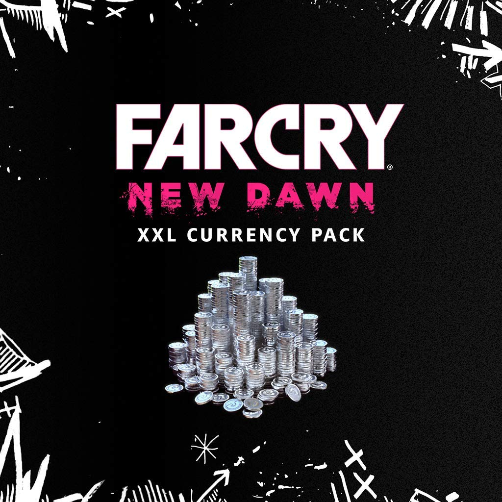 FAR CRY NEW DAWN: FAR CRY BOWMORE - CURRENCY PACK (XXL) - PS4 [Digital Code]