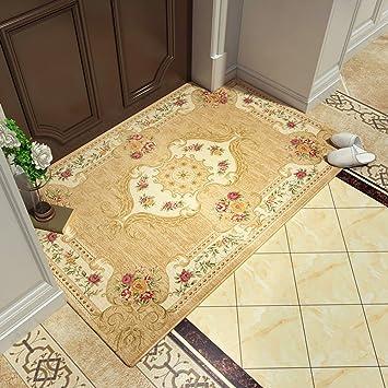 Amazon Com Aik Easy Clean Non Slip Rug Indoor Outdoor Area Rug