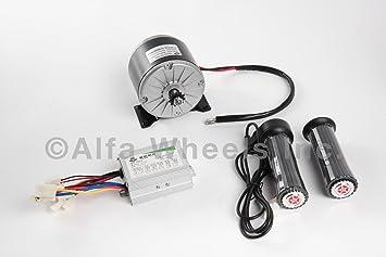 Scooter MY1016 - Motor eléctrico para Patinete (350 W, 36 V ...