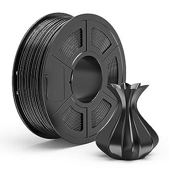 noir 1 kg 1 bobine filament dimpression 3D PLA pour imprimantes 3D Filament CERPRiSE PLA 1,75 mm