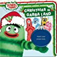 Christmas In Gabba Land Yo Gabba Gabba Louise Jameson border=