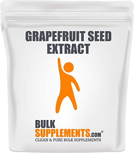 BulkSupplements Grapefruit Seed Extract Powder 250 Grams