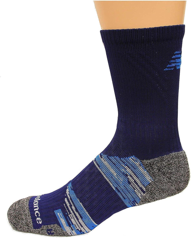 New Balance Cushioned Trail Short Crew Socks, 1 Pair