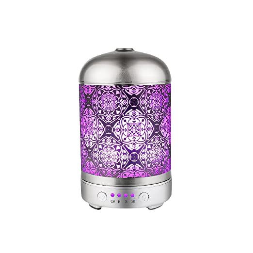 3 opinioni per COOSA 100ml EU Plug standard Diffusore ultrasonico dell'aroma / Oli Essenziali