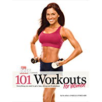 101 Workouts For Women: Everything You Need to Get a Lean, Strong, and Fit Physique (English Edition)