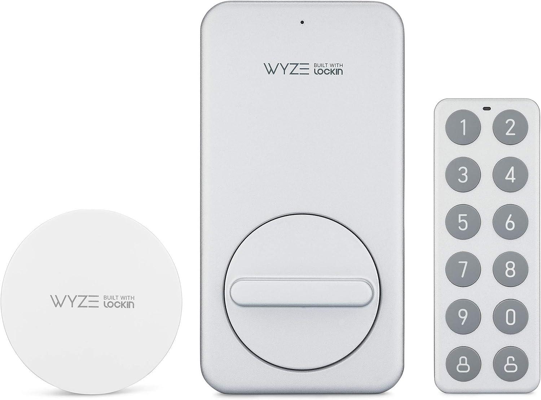 Wyze Lock and Keypad Bundle