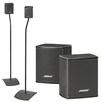 bose ufs 20 universal floor stands gurus floor. Black Bedroom Furniture Sets. Home Design Ideas