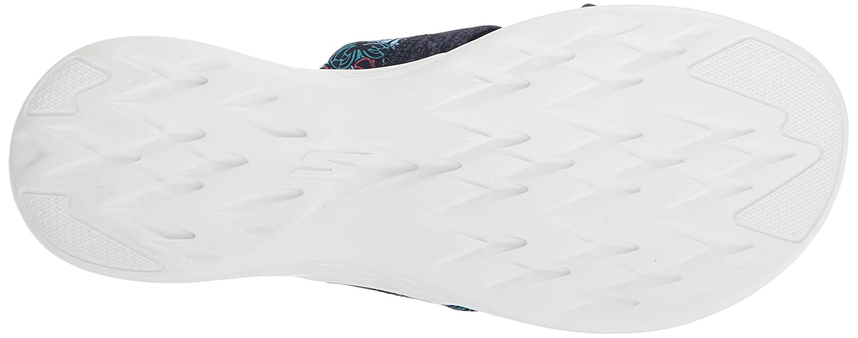 Skechers Women's on-The-Go 600-Monarch M Slide Sandal B072T45LD1 12 M 600-Monarch US|Navy 7d4b2d
