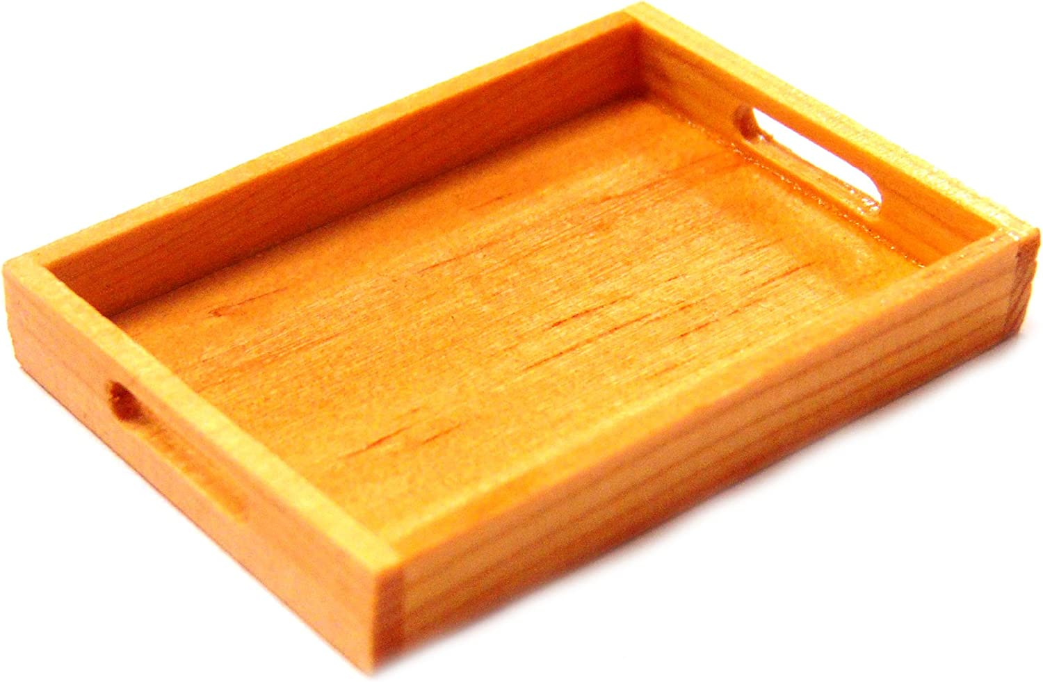 Tumdee Miniatures Wooden Serving Tray Dolls House Accessories BK2