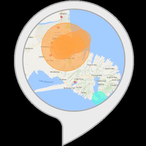 Latest Quake - Christchurch Quake Map