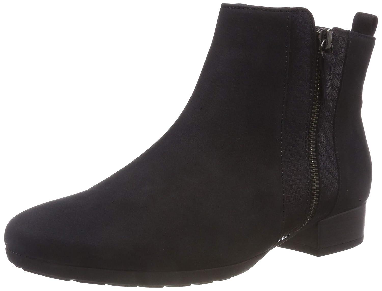 azul (Ocean (Micro) 86) Gabor zapatos Comfort Sport, Botines para mujer