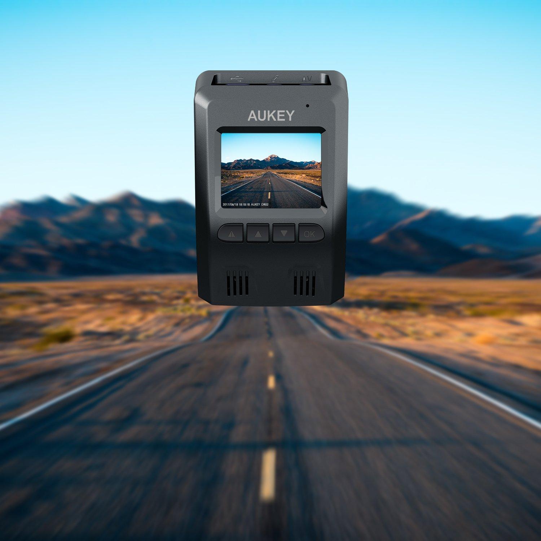 AUKEY 1080p Dash Cam with 170°