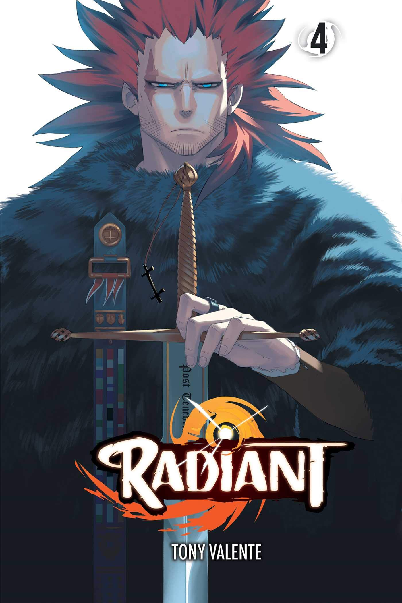 Radiant Vol 4 Tony Valente