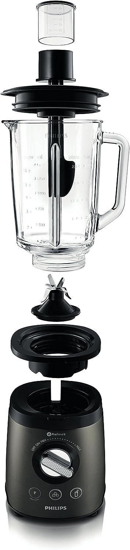 Philips HR2196/08 Avance Collection-Batidora, 900 W, jarra de ...