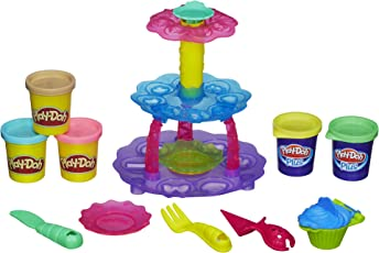 Play Doh Torre De Pastelitos