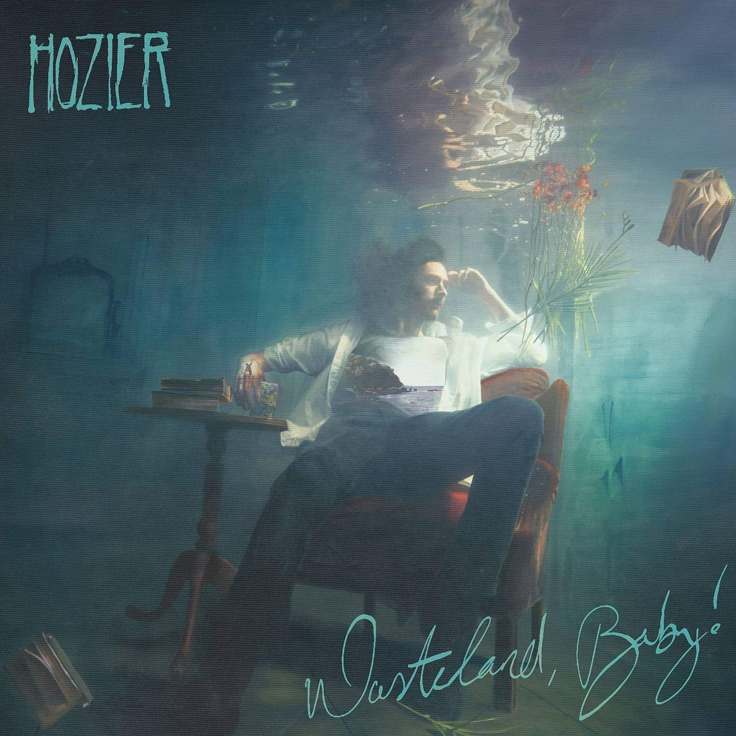 CD : Hozier - Wasteland Baby (CD)