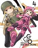 ソードアート・オンライン オルタナティブ ガンゲイル・オンライン 4(完全生産限定版) [Blu-ray]
