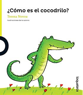 ¿Cómo es el cocodrilo? (Descubrimos) (Spanish Edition)