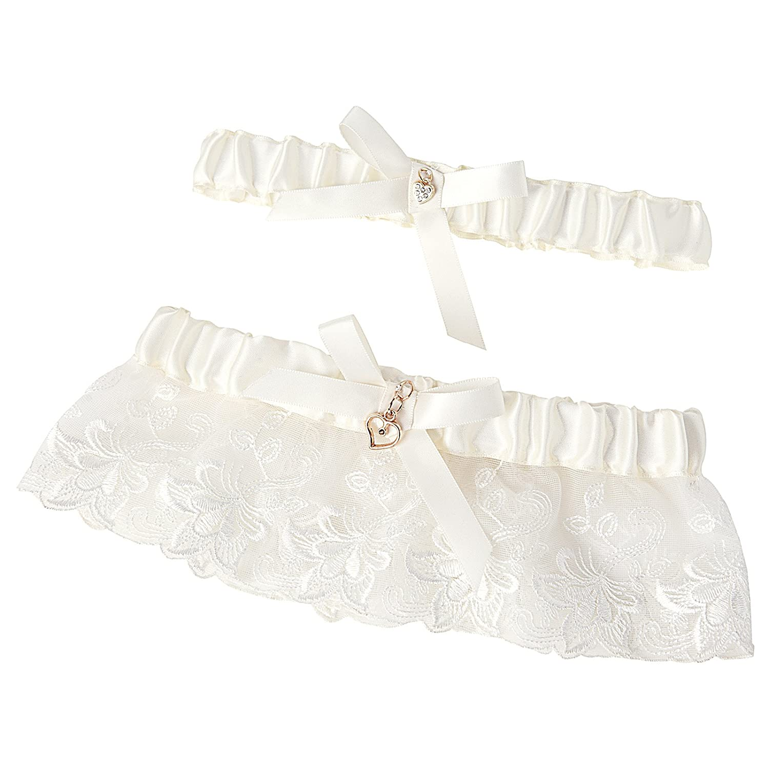 GRACE KARIN Bridal Garter Set Wedding Bridal Garter