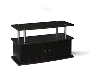 Amazon Com Convenience Concepts Designs2go Tv Stand With 2 Cabinets