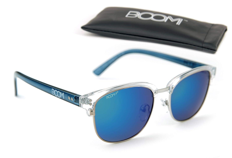 21f3a40ac27 BOOM Shoreline Premium Polarized Sunglasses for Men and Women by  Dimensional Optics