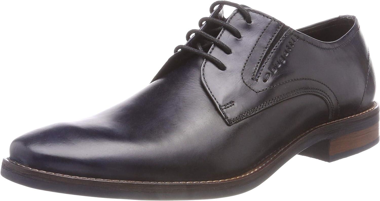 Bugatti 311584022100, Zapatos de Cordones Derby para Hombre