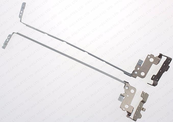 HP 250 G4 15-AC 15-AF SCREEN HINGES PAIR LEFT+RIGHT AM1EM000200 AM1EM000100 A70