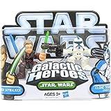 Hasbro 84752 blue Anakin Skywalker and Clone Trooper Lieutenant