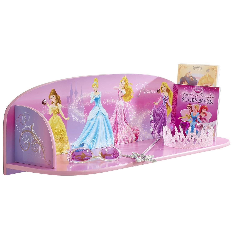Disney Princess Kids Bedroom Book Shelf by HelloHome Worlds Apart 512DPI01E